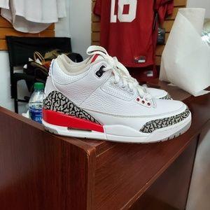 """retro air Jordan 3   """"Katrina"""""""